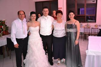 S mojimi rodičmi a sestrou Erikou