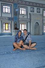 Návšteva mešity