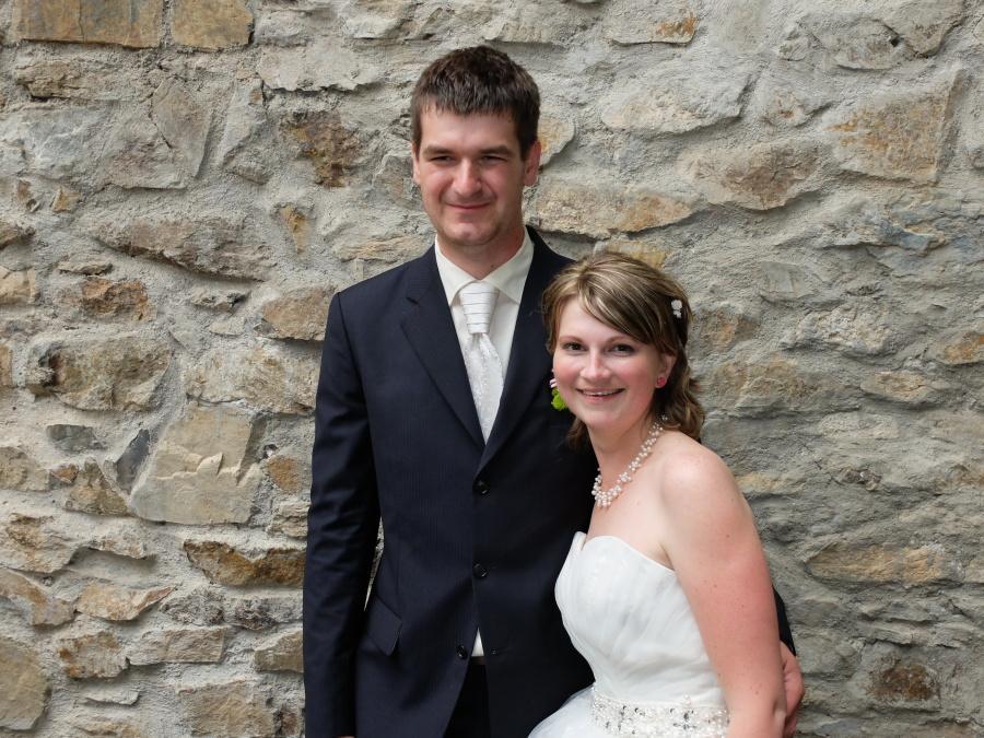 Svatební páry - BOSÁCI - Manželé Pospíchalovi