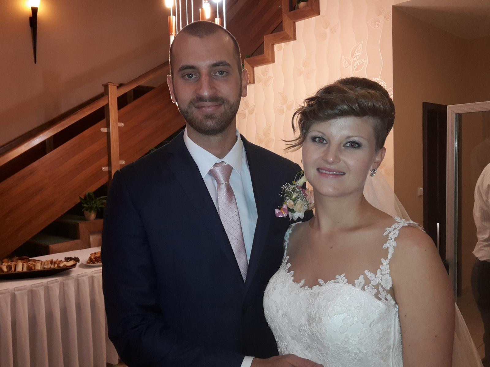 Svatební páry - BOSÁCI - Manželé Babáčkovi
