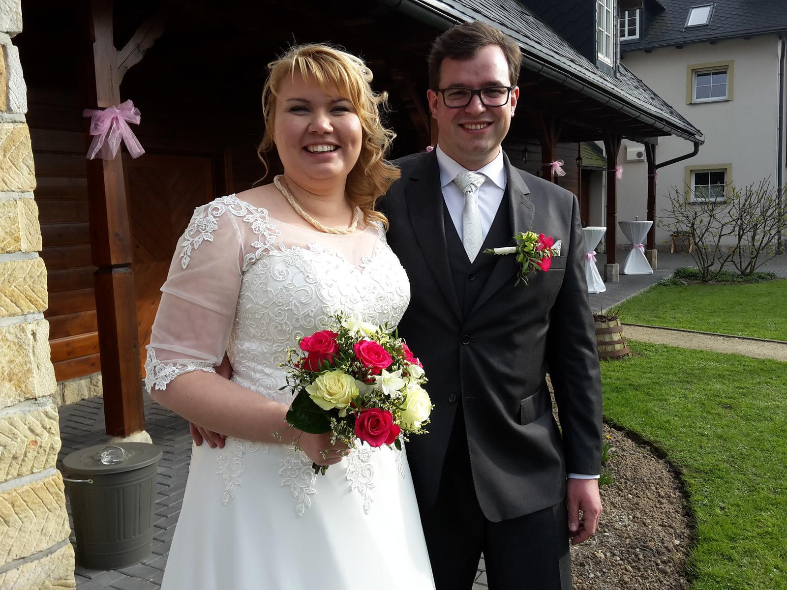 Svatební páry - BOSÁCI - Manželé Jiránkovi