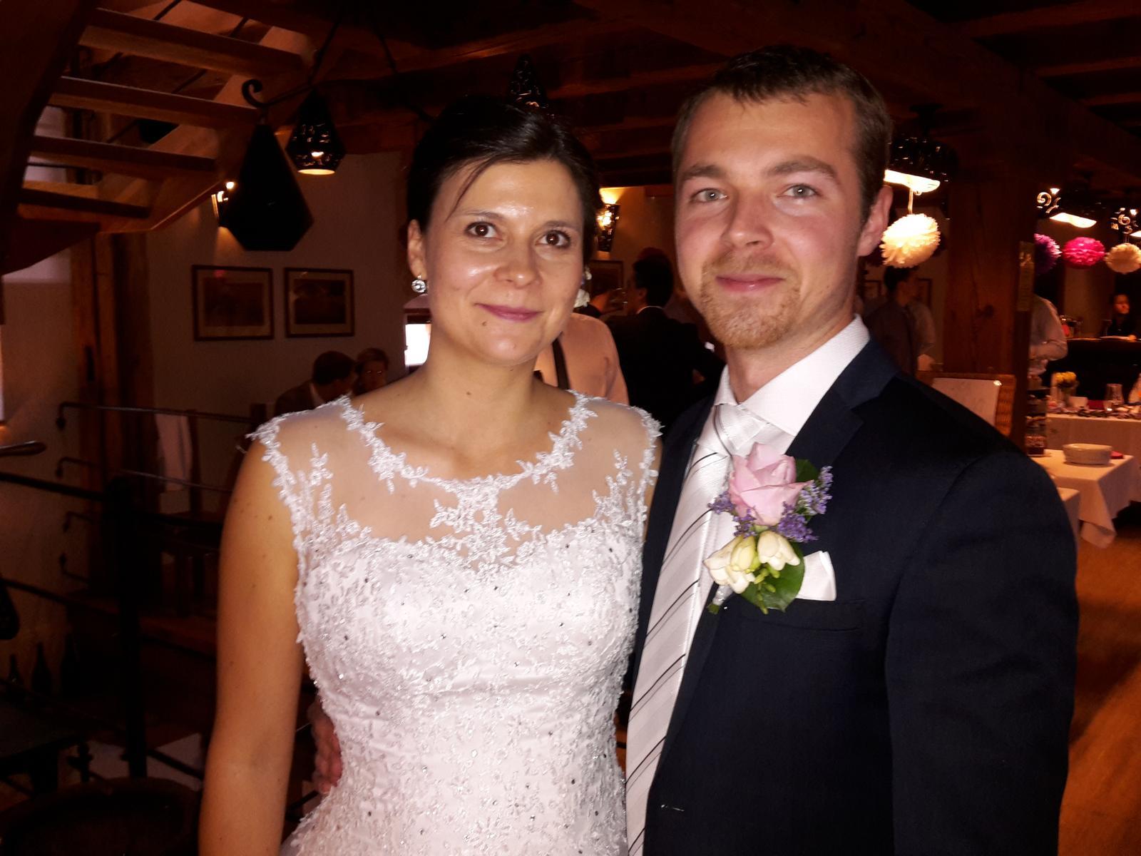 Svatební páry - BOSÁCI - Manželé Pfefferovi