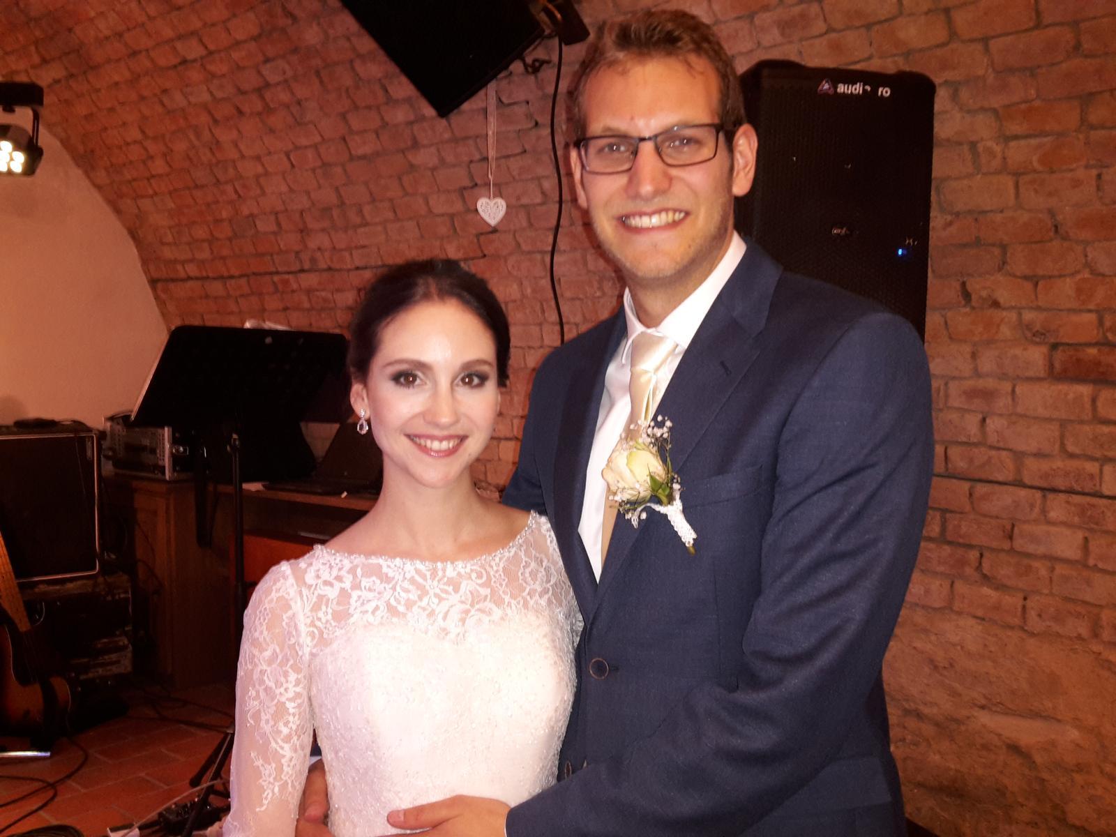 Svatební páry - BOSÁCI - Manželé Valáškovi