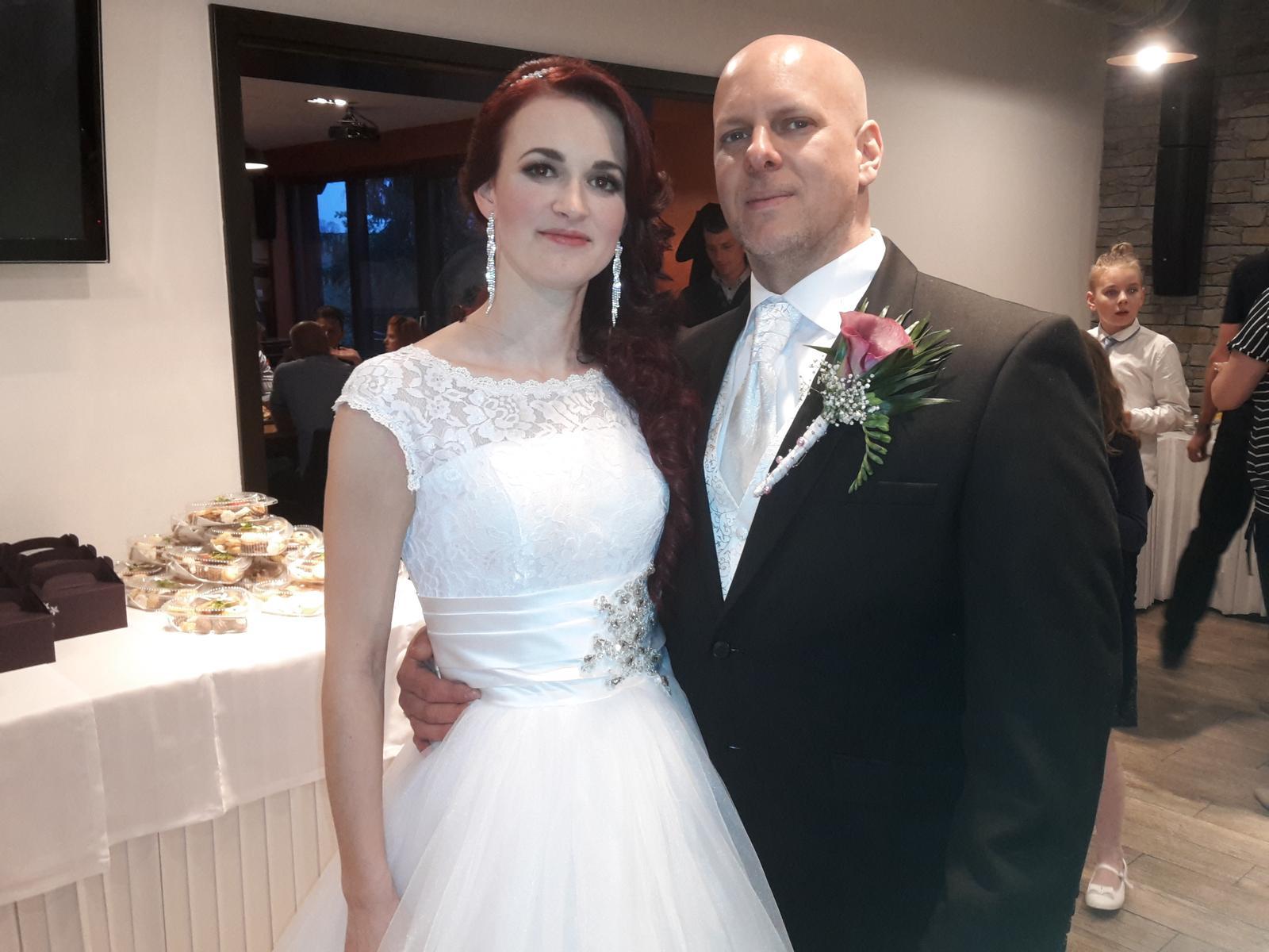 Svatební páry - BOSÁCI - Manželé Skůčkovi