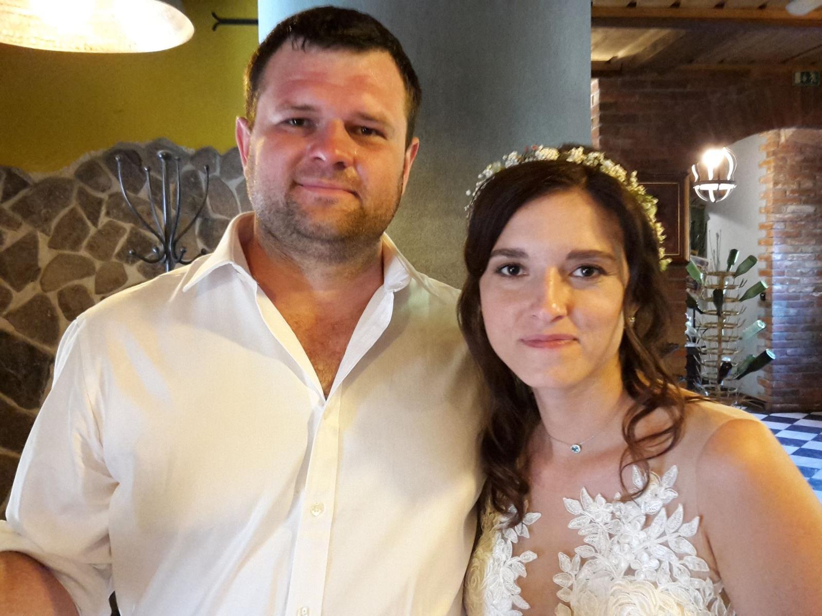 Svatební páry - BOSÁCI - Manželé Krausovi