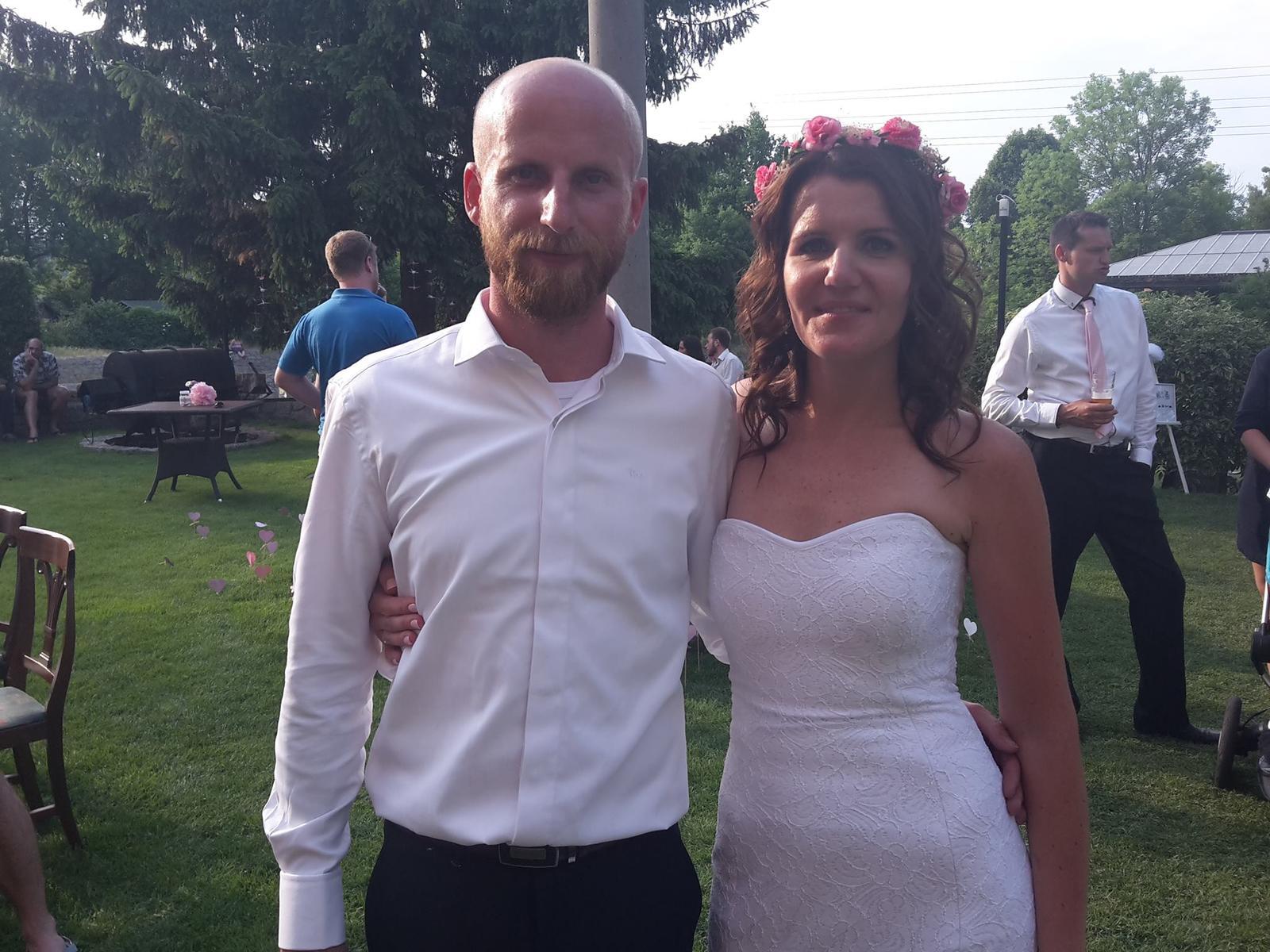 Svatební páry - BOSÁCI - Manželé Čechurovi