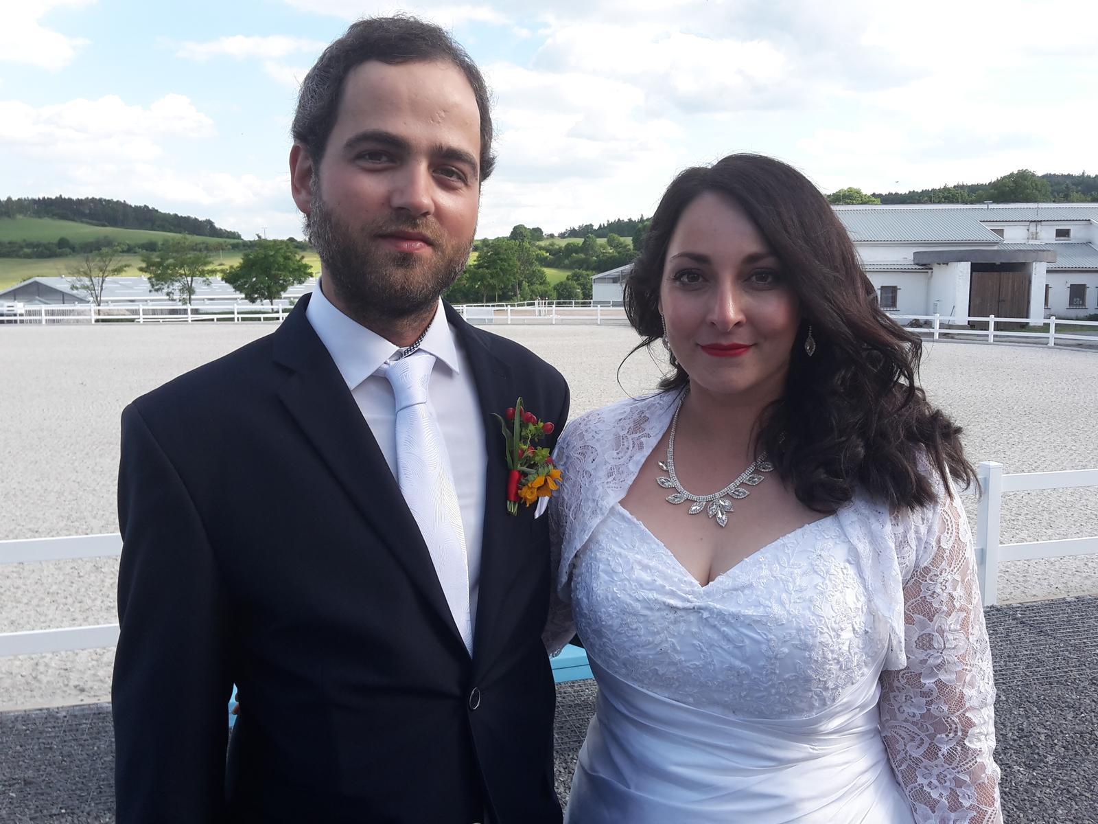 Svatební páry - BOSÁCI - Manželé Krejčíkovi