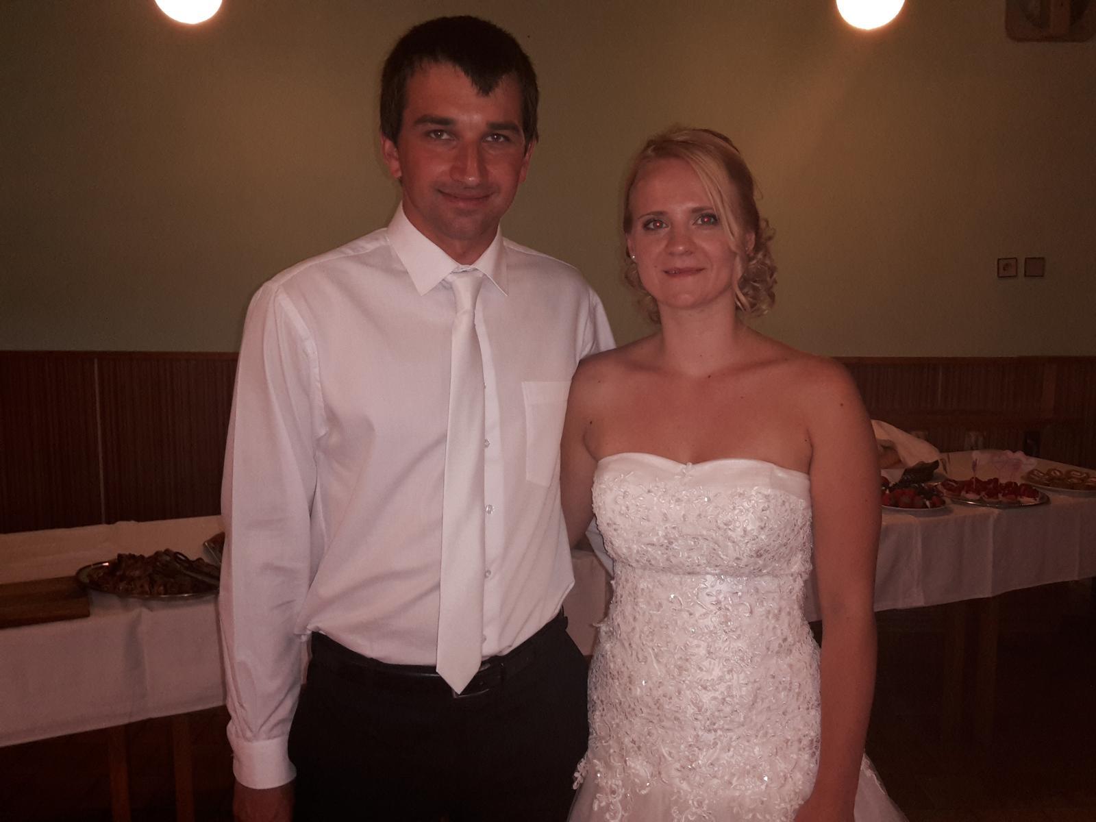 Svatební páry - BOSÁCI - Manželé Vondráčkovi