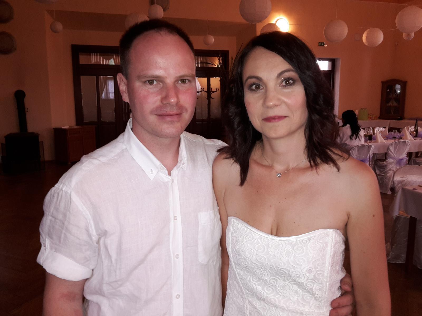 Svatební páry - BOSÁCI - Manželé Jiří & Petra