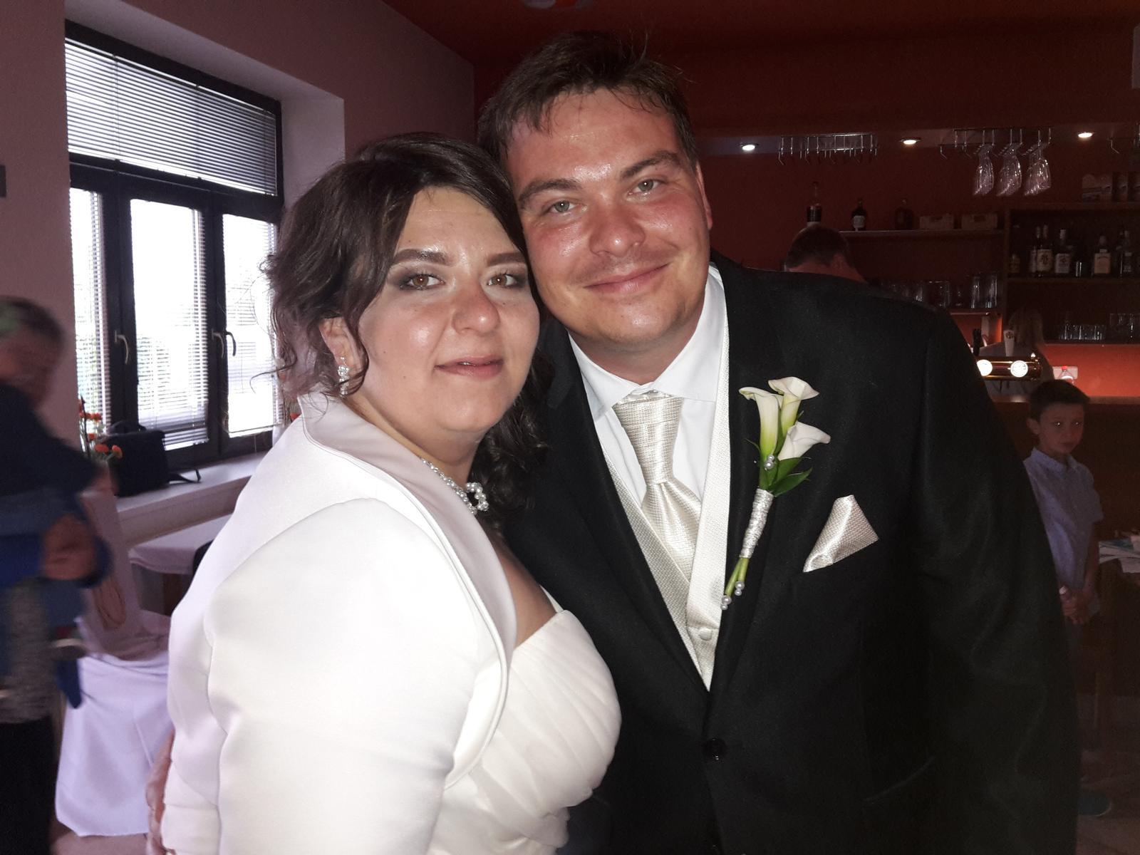 Svatební páry - BOSÁCI - Manželé Štajnarovi