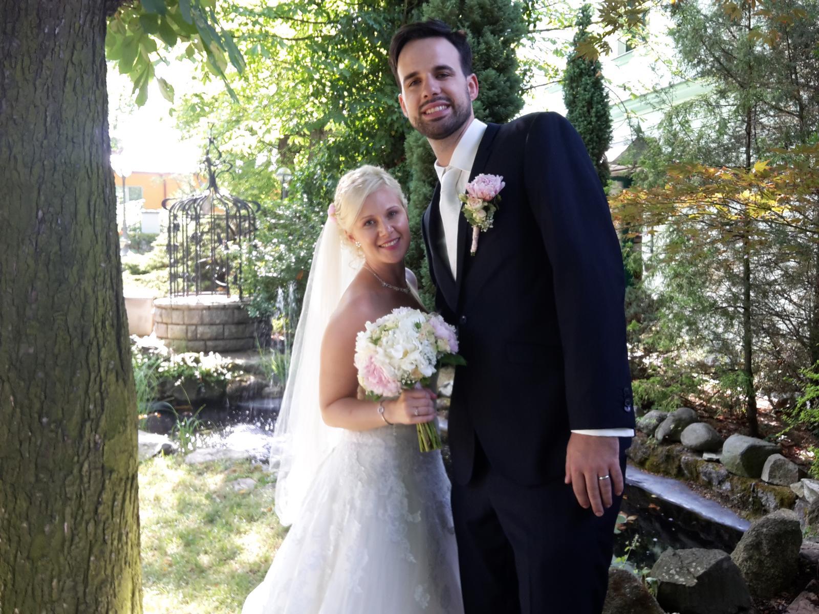 Svatební páry - BOSÁCI - Manželé Krejčí