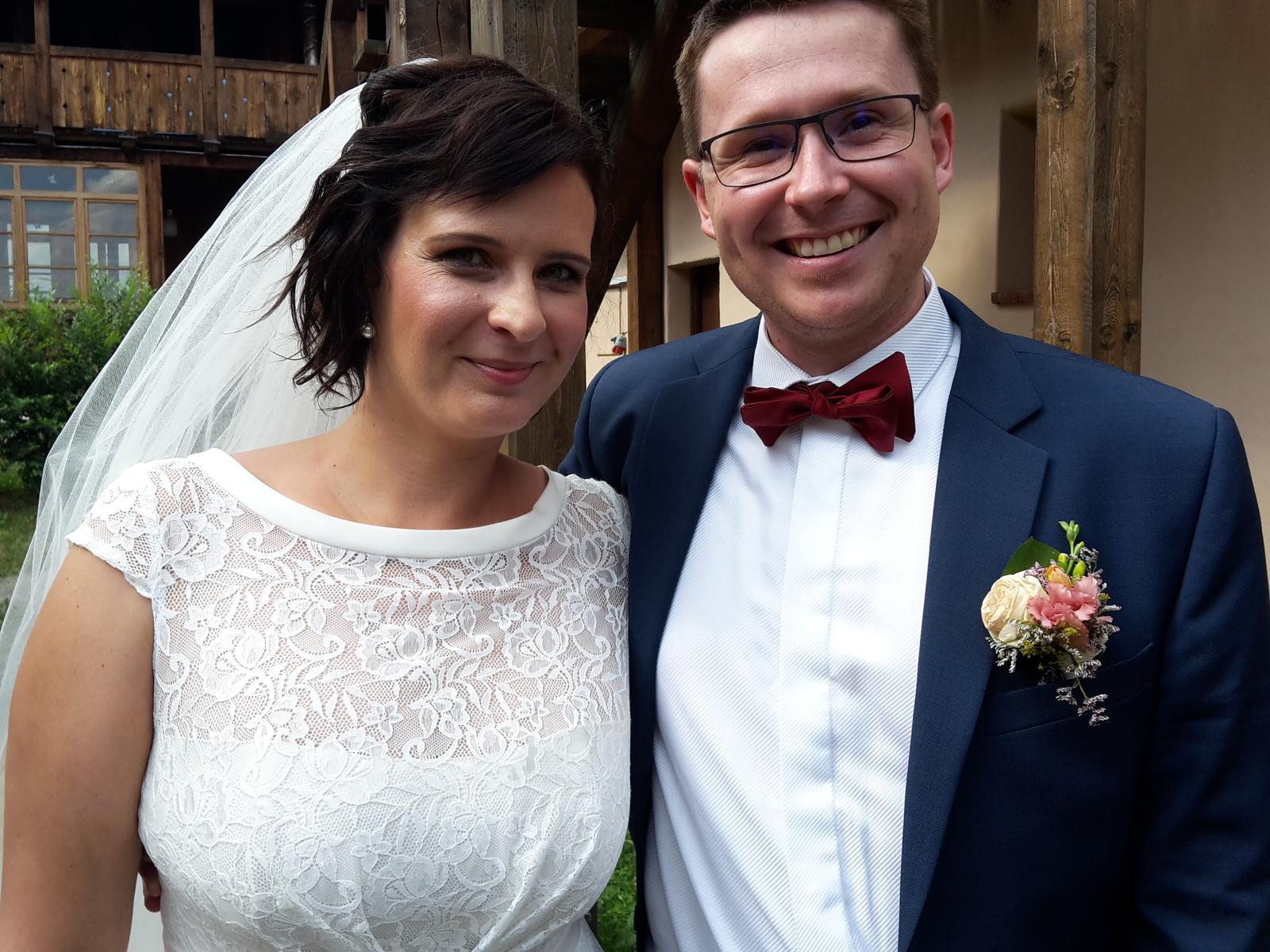 Svatební páry - BOSÁCI - Manželé Pytlíkovi