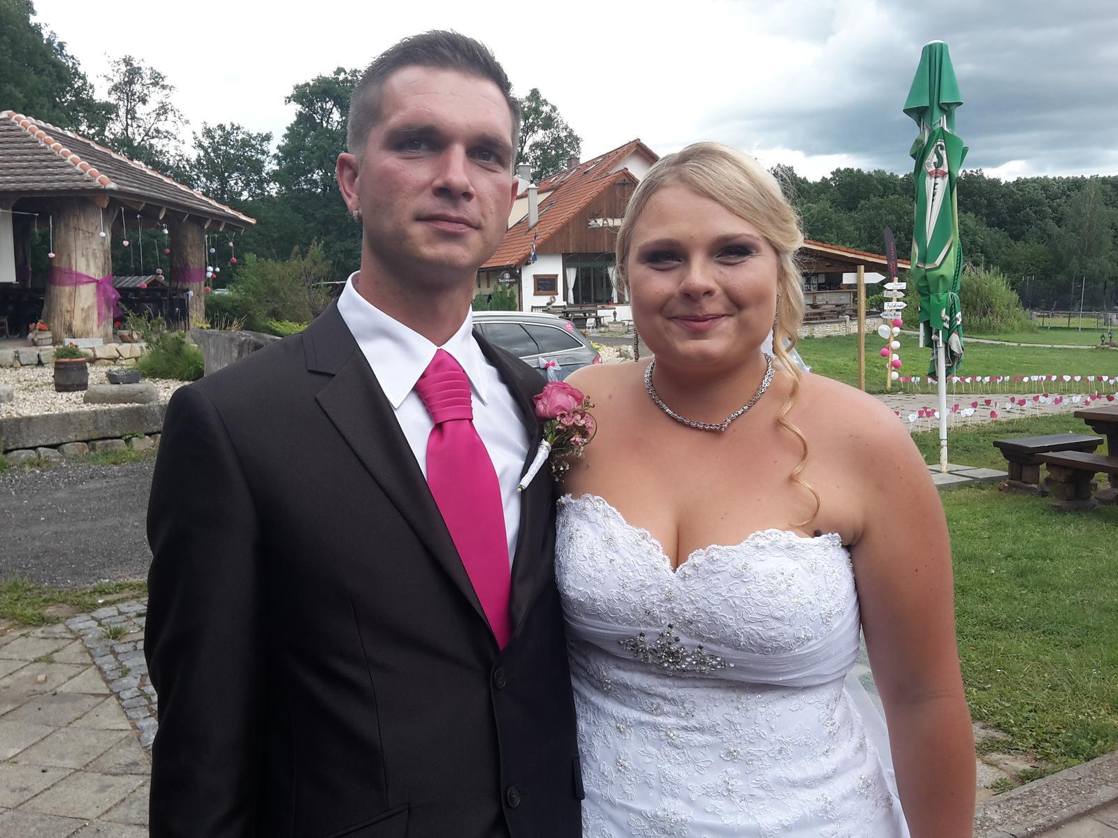 Svatební páry - BOSÁCI - Manželé Maťátkovi