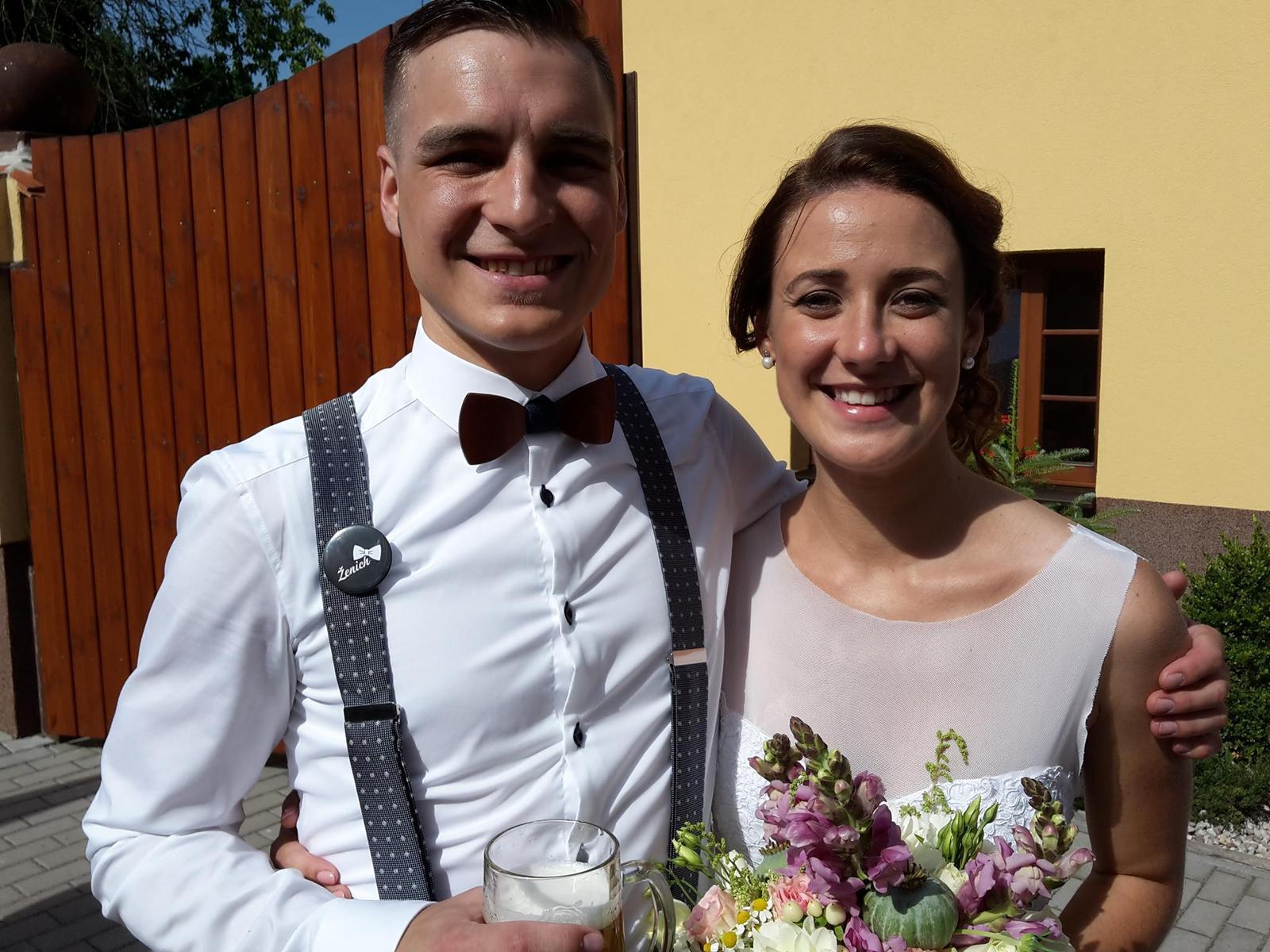 Svatební páry - BOSÁCI - Manželé Kleinerovi