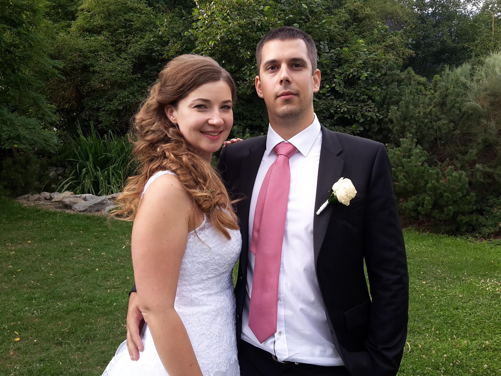Svatební páry - BOSÁCI - Manželé Kulhaví
