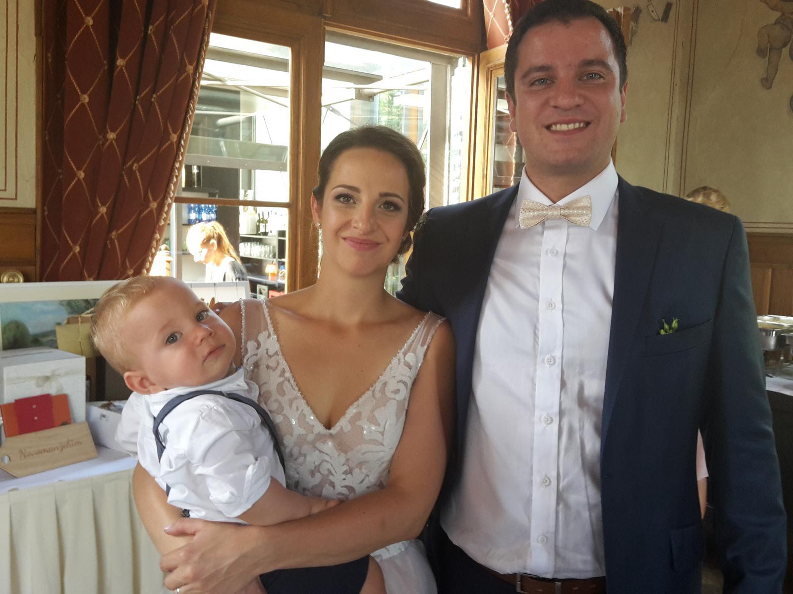 Svatební páry - BOSÁCI - Manželé Pleyerovi