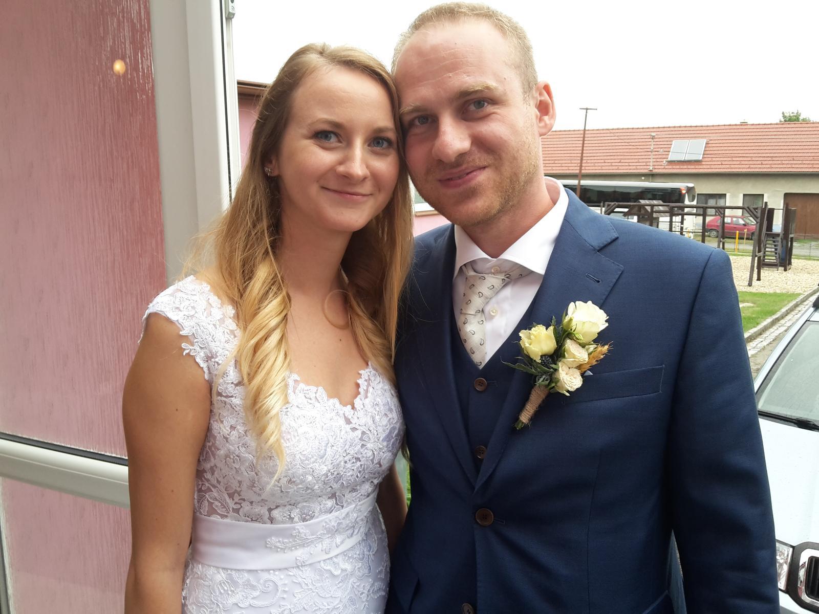 Svatební páry - BOSÁCI - Manželé Chromcovi