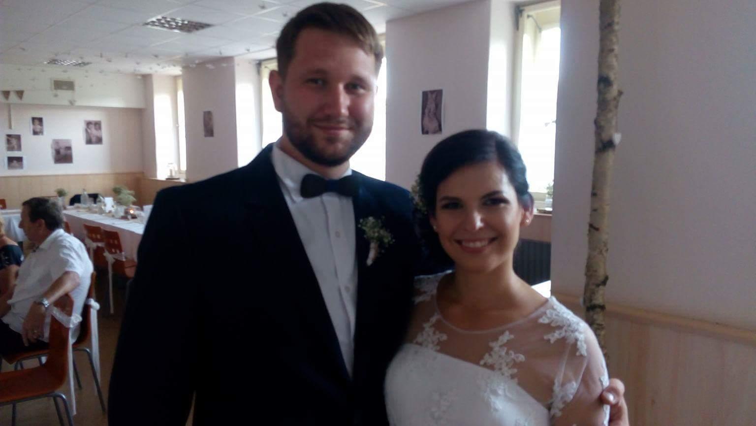 Svatební páry - BOSÁCI - Manželé Pešlovi
