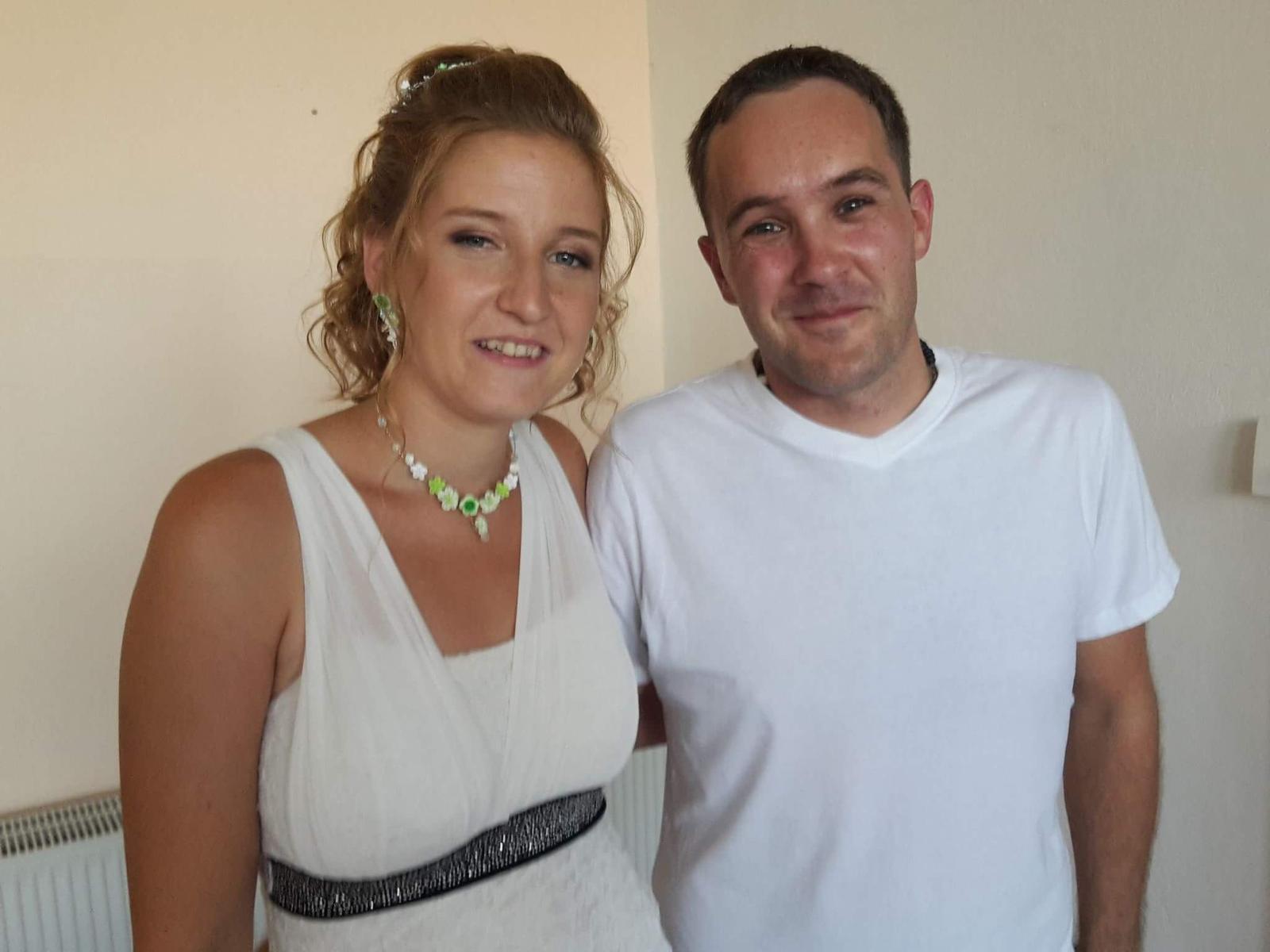 Svatební páry - BOSÁCI - Manželé Ernekerovi