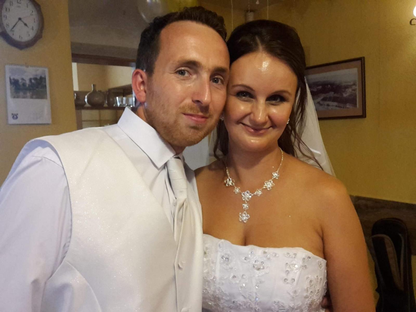 Svatební páry - BOSÁCI - Manželé Suchých