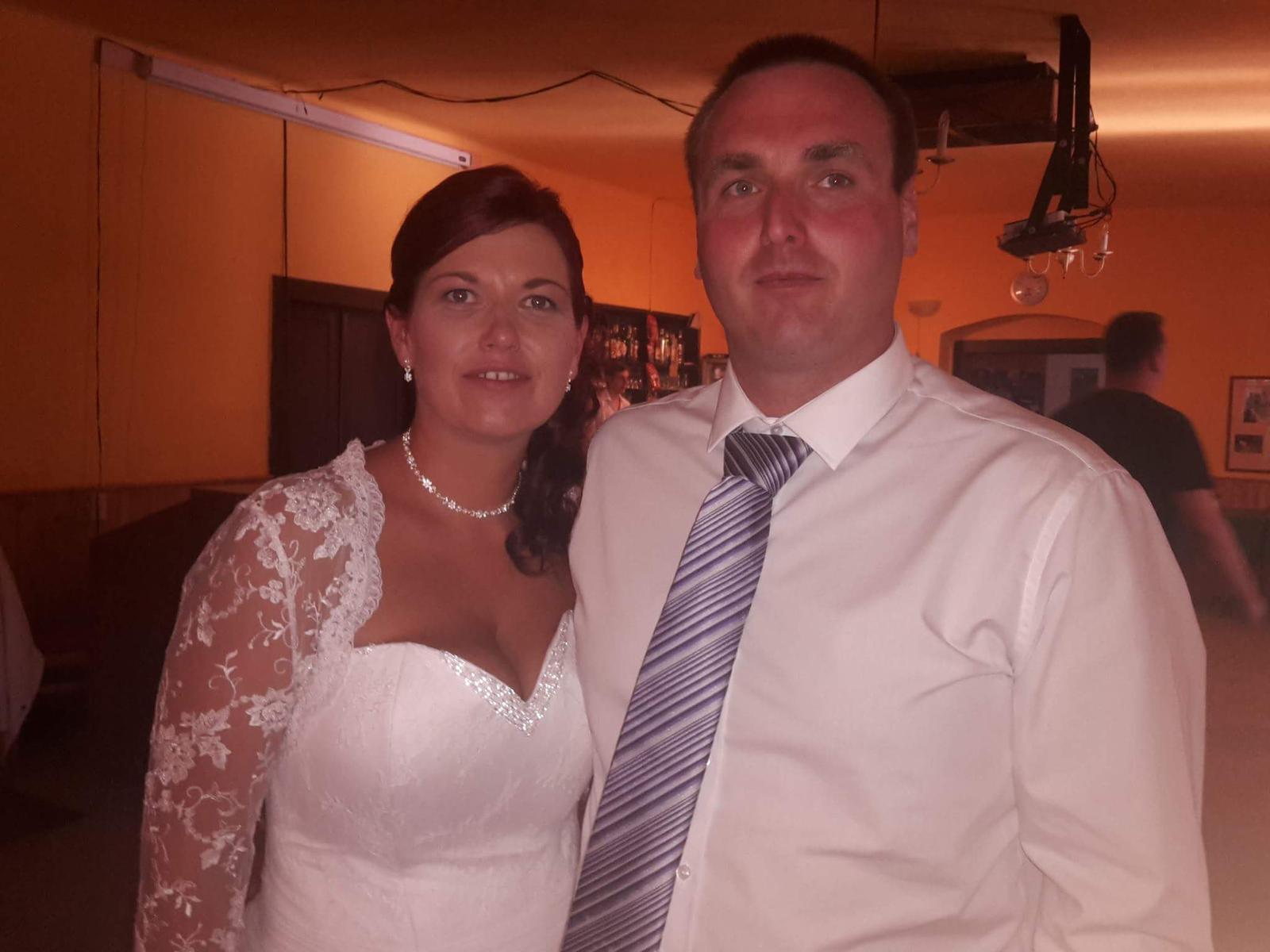 Svatební páry - BOSÁCI - Manželé Pekárkovi