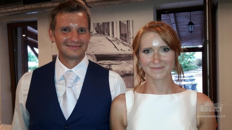Svatební páry - BOSÁCI - Manželé Šimonovských