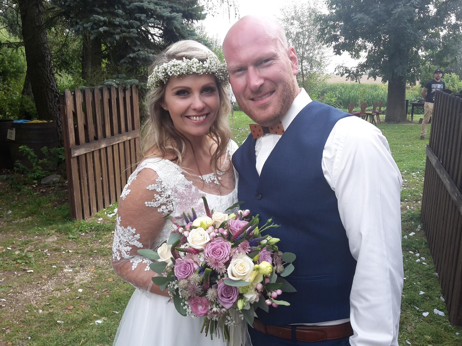 Svatební páry - BOSÁCI - Manželé Šimečkovi