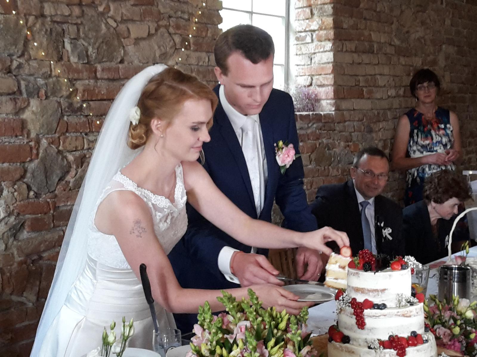 Svatební páry - BOSÁCI - Manželé Čermákovi