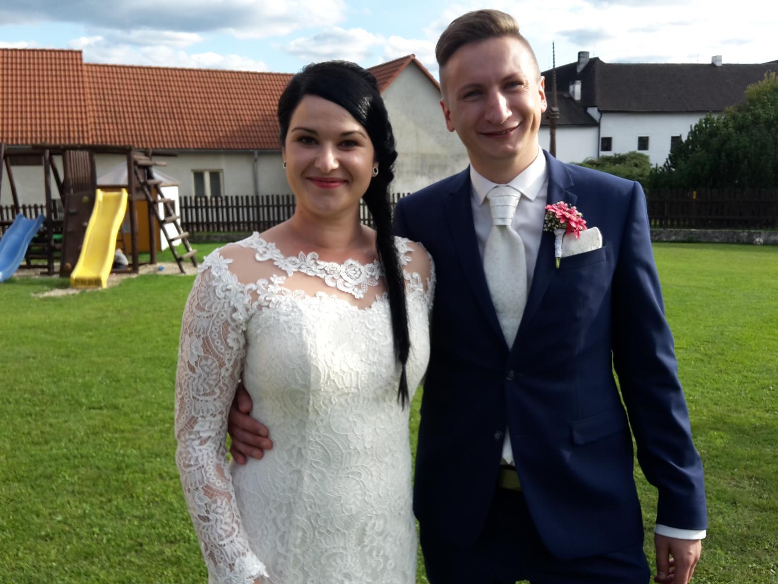 Svatební páry - BOSÁCI - Manželé Vrobelovi
