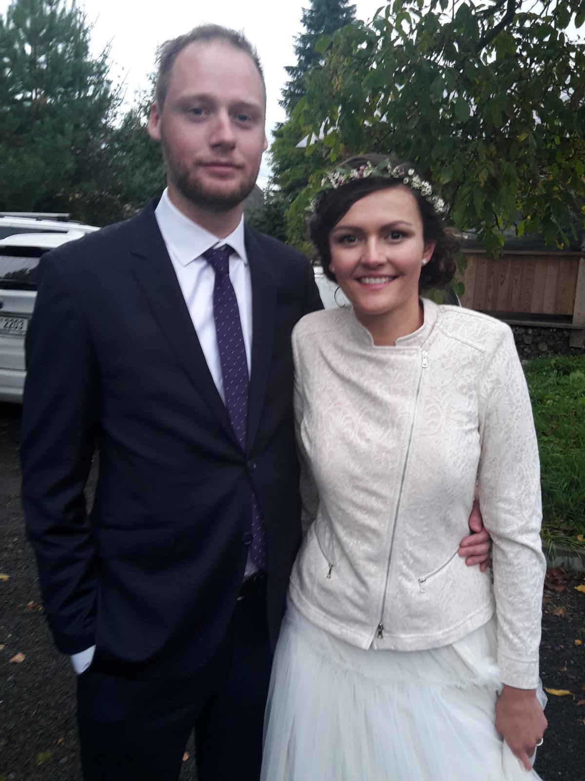 Svatební páry - BOSÁCI - Manželé Záhorovi