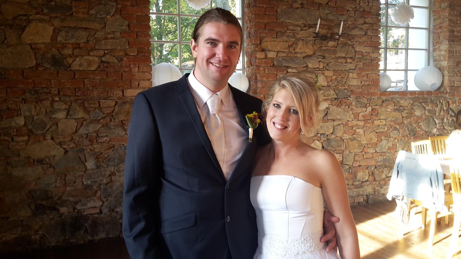 Svatební páry - BOSÁCI - Manželé Turoňovi