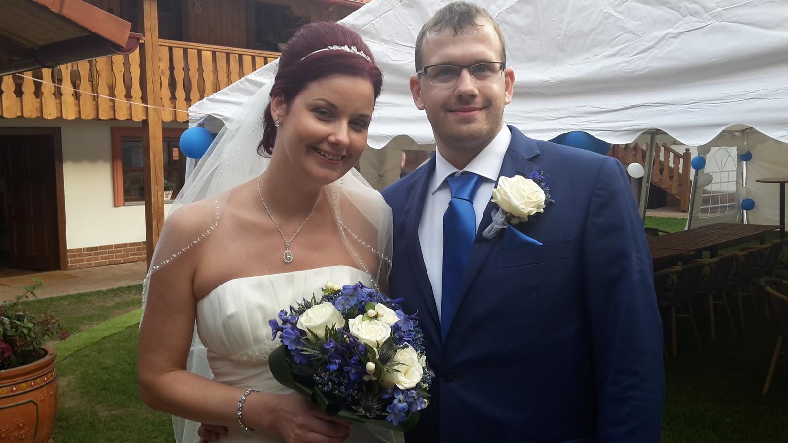 Svatební páry - BOSÁCI - Manželé Fojtíkovi