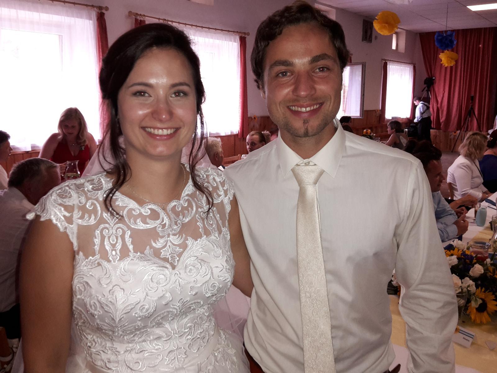 Svatební páry - BOSÁCI - Manželé Pražmovi