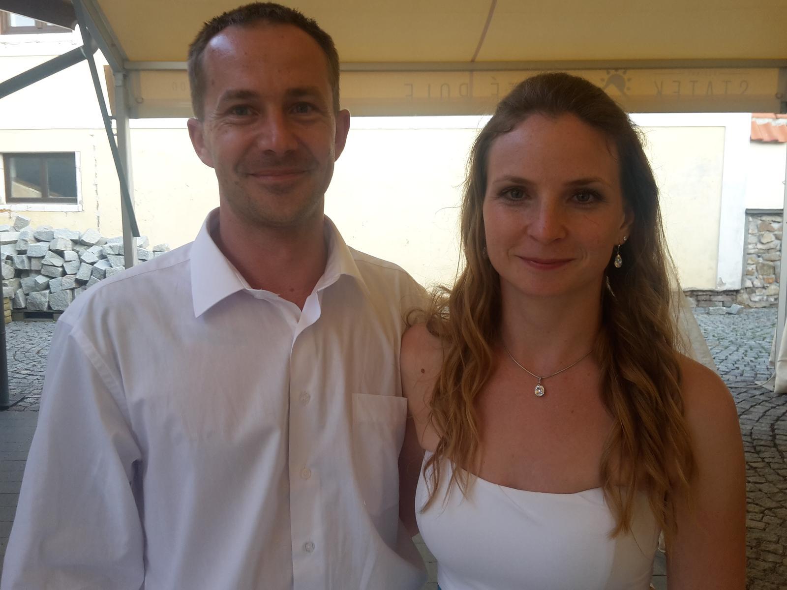Svatební páry - BOSÁCI - Manželé Baborovi