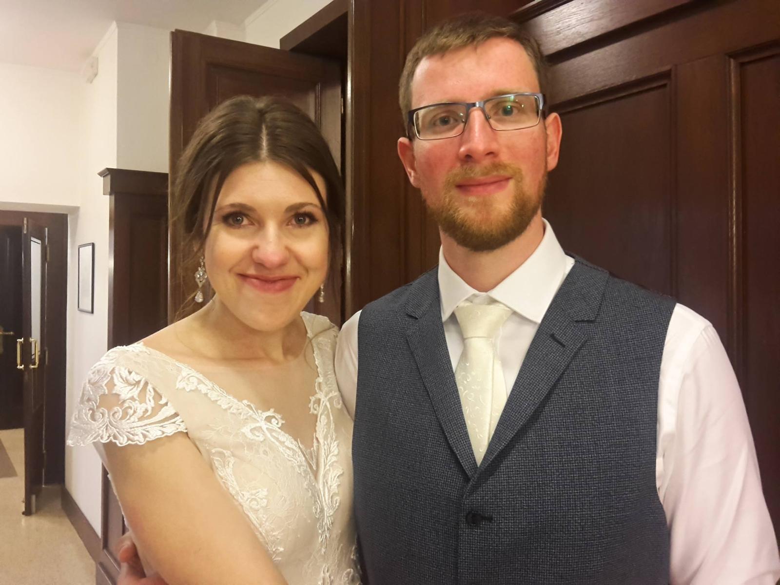 Svatební páry - BOSÁCI - Manželé Gemelovi