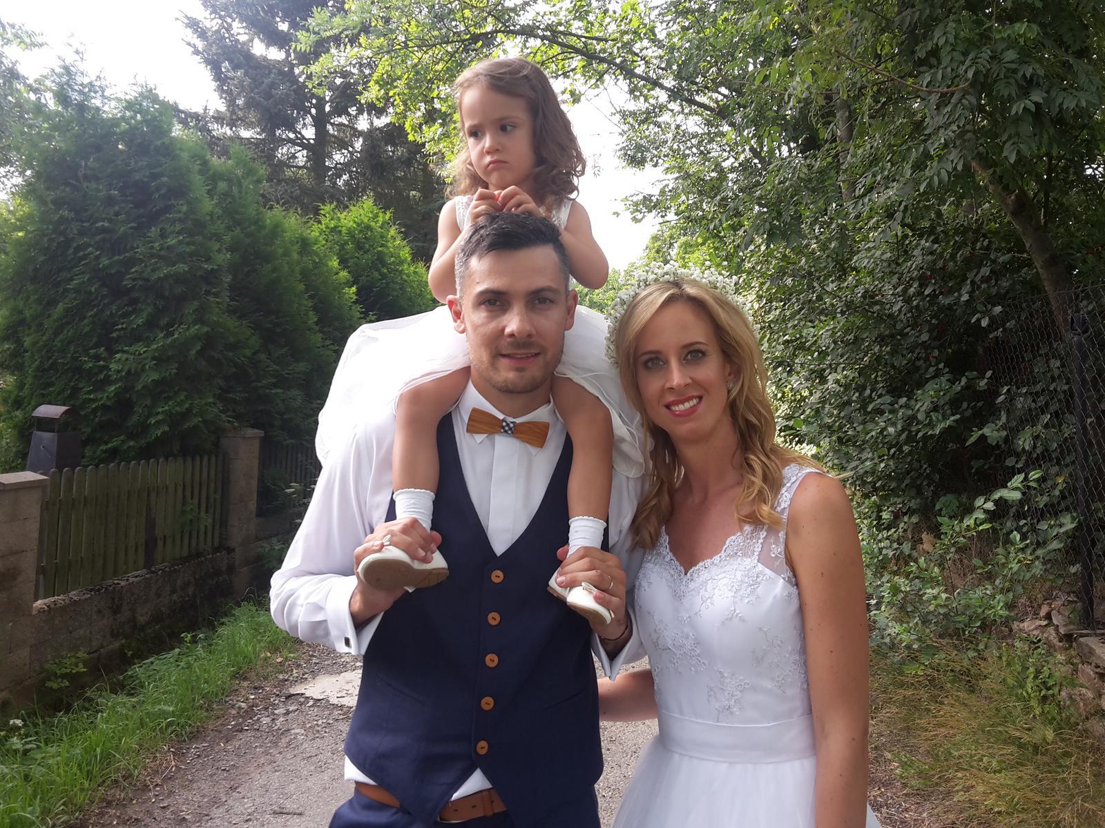 Svatební páry - BOSÁCI - Manželé Bitalovi