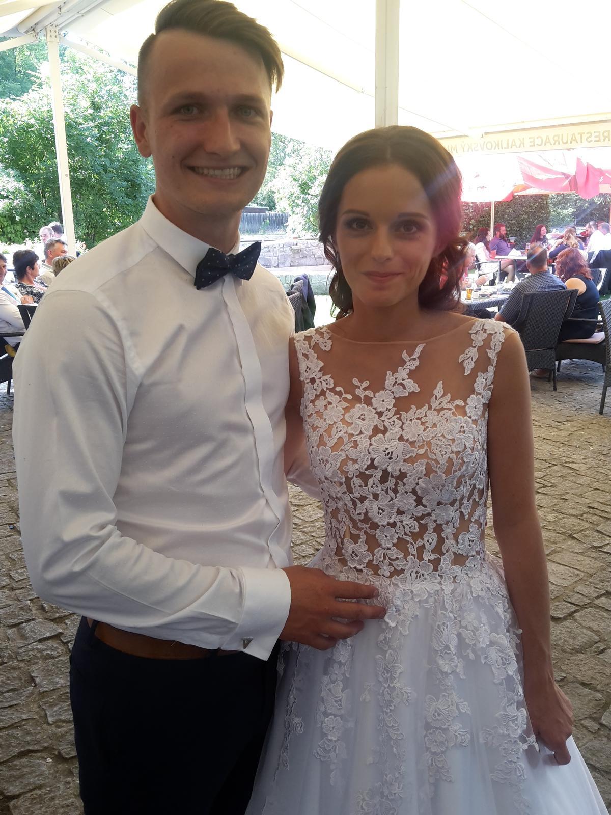 Svatební páry - BOSÁCI - Manželé Mikešovi