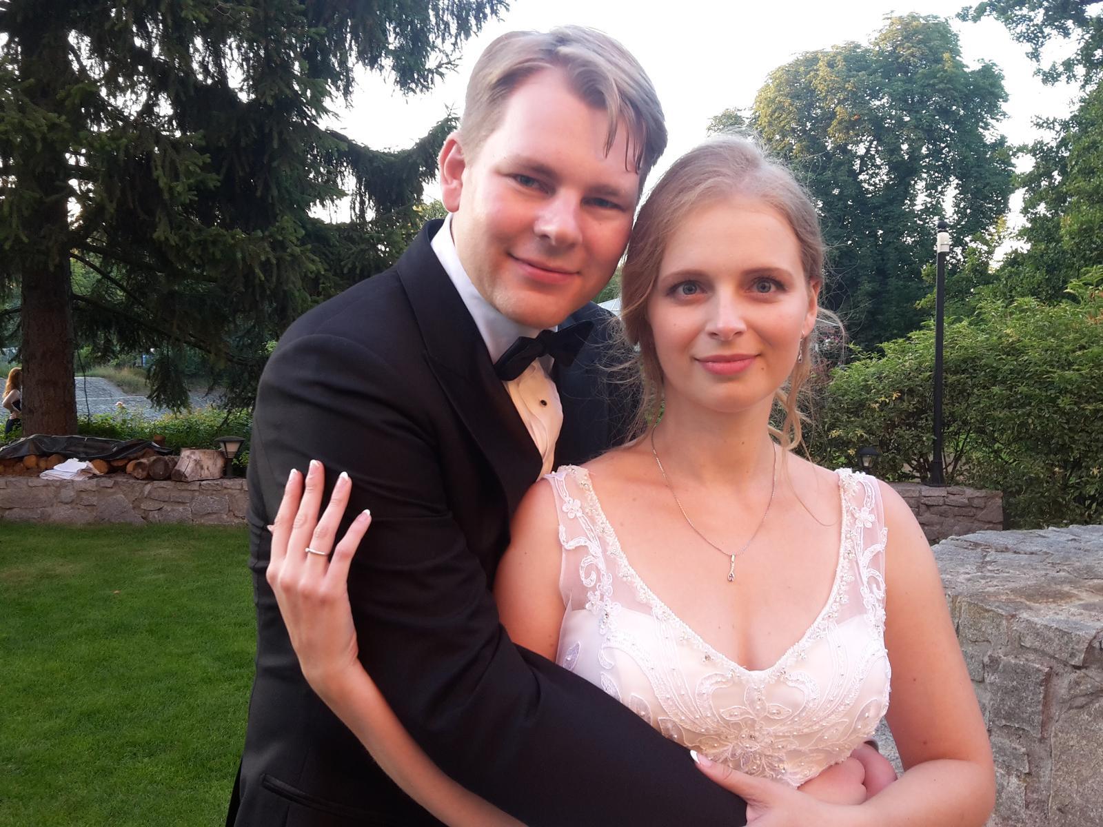 Svatební páry - BOSÁCI - Jirka & Jitka
