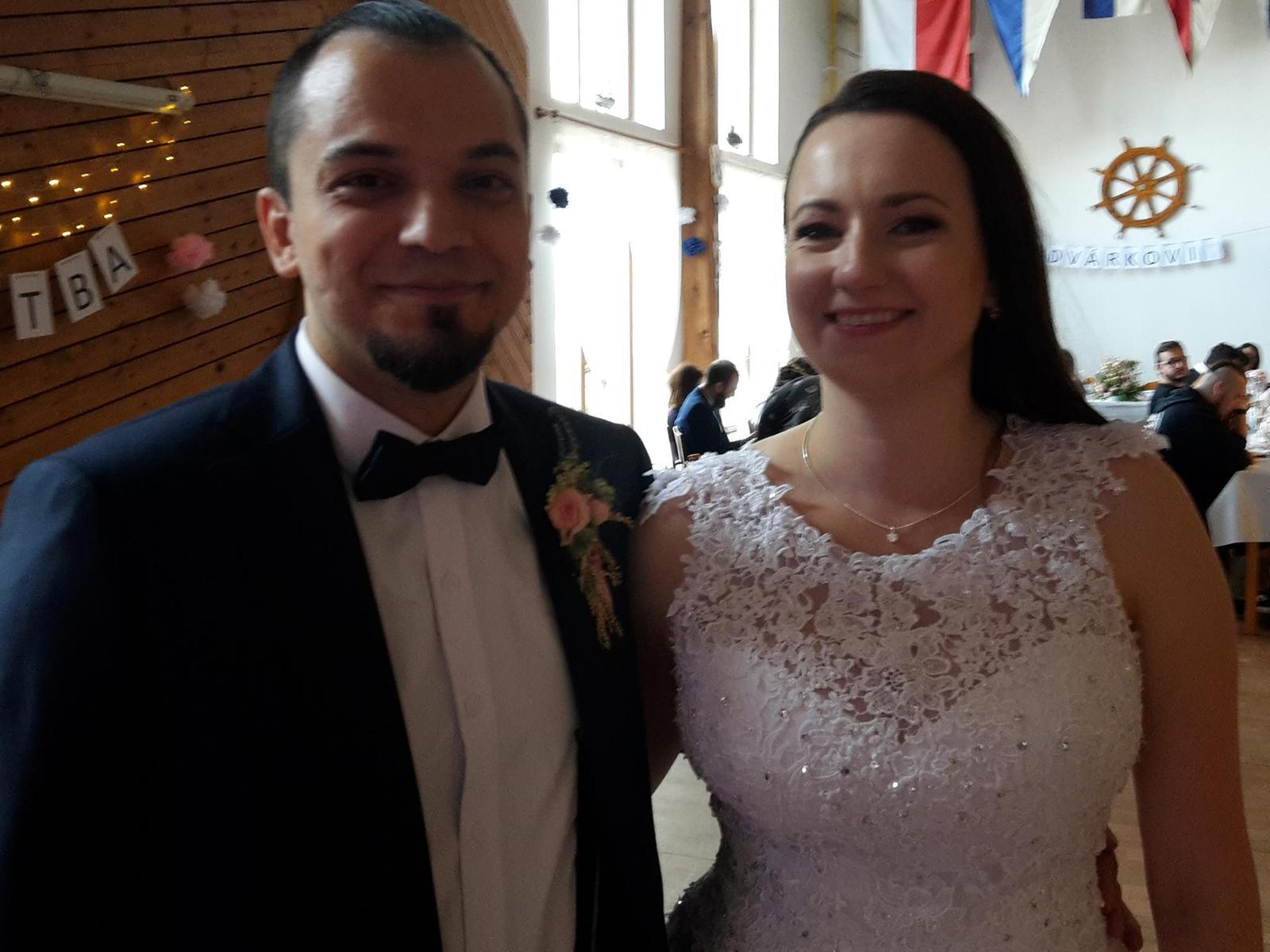 Svatební páry - BOSÁCI - Manželé Odvárkovi