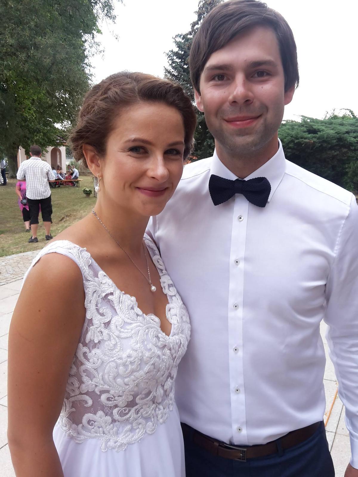 Svatební páry - BOSÁCI - Manželé Petržilkovi