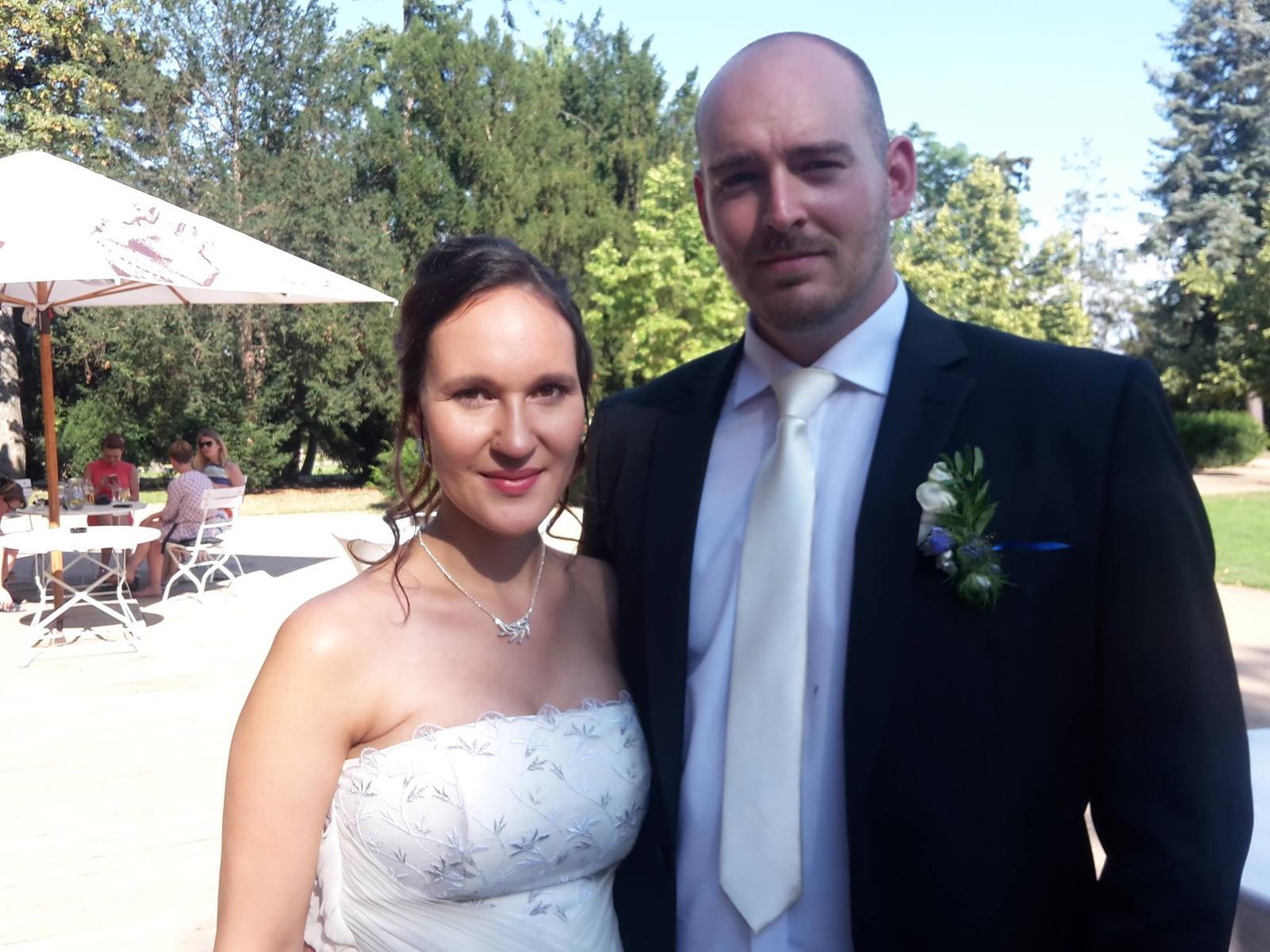 Svatební páry - BOSÁCI - Manželé Trellovi