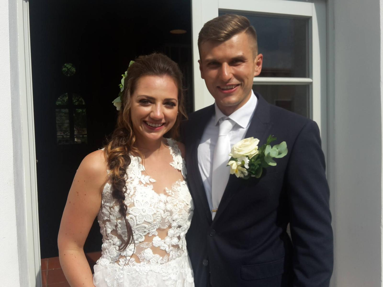 Svatební páry - BOSÁCI - Manželé Mastných