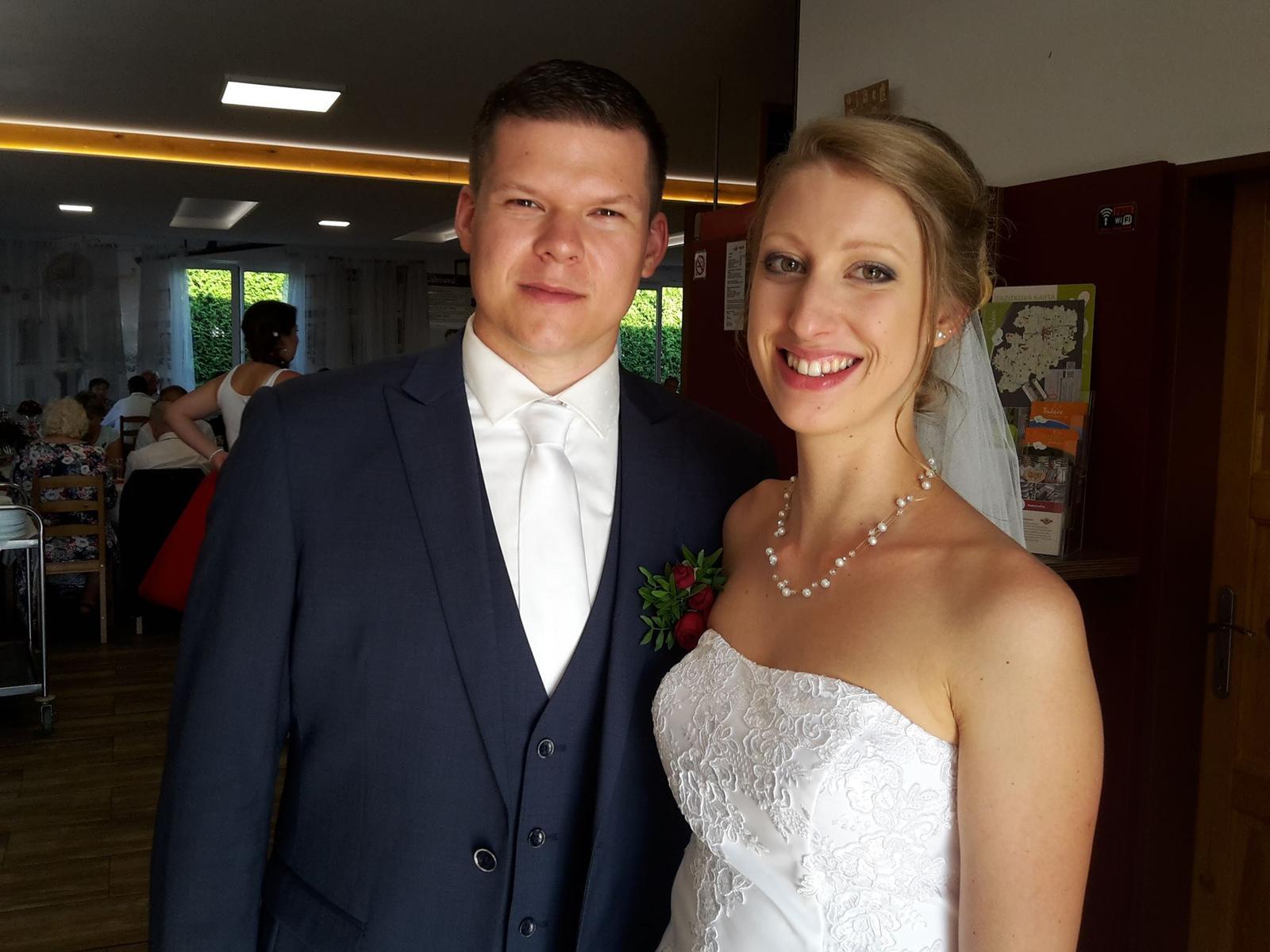 Svatební páry - BOSÁCI - Manželé Kuželovi