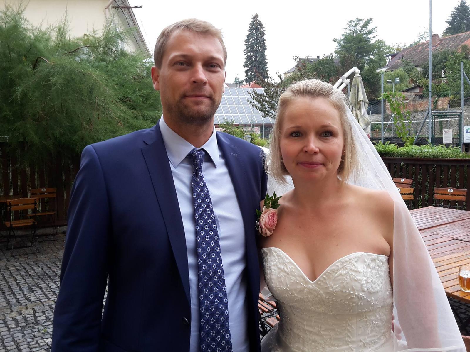 Svatební páry - BOSÁCI - Manželé Zehl