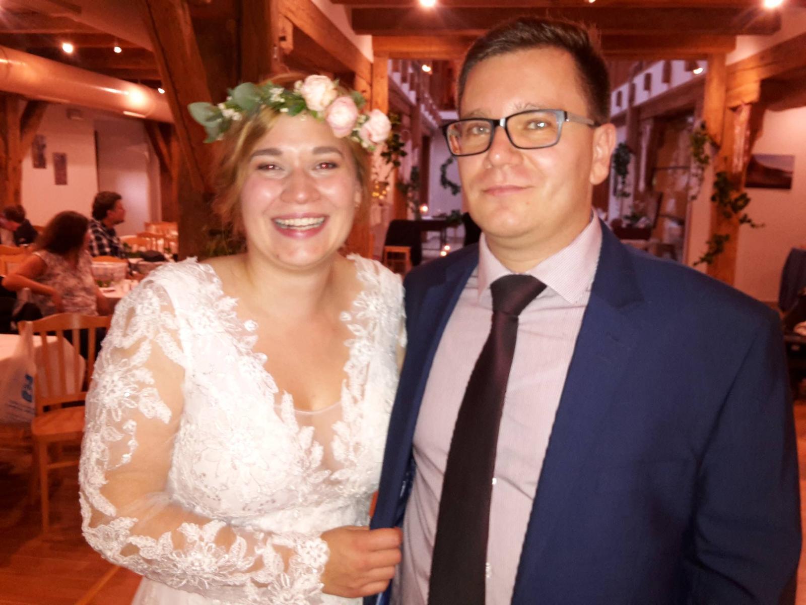 Svatební páry - BOSÁCI - Manželé Bezděkovi
