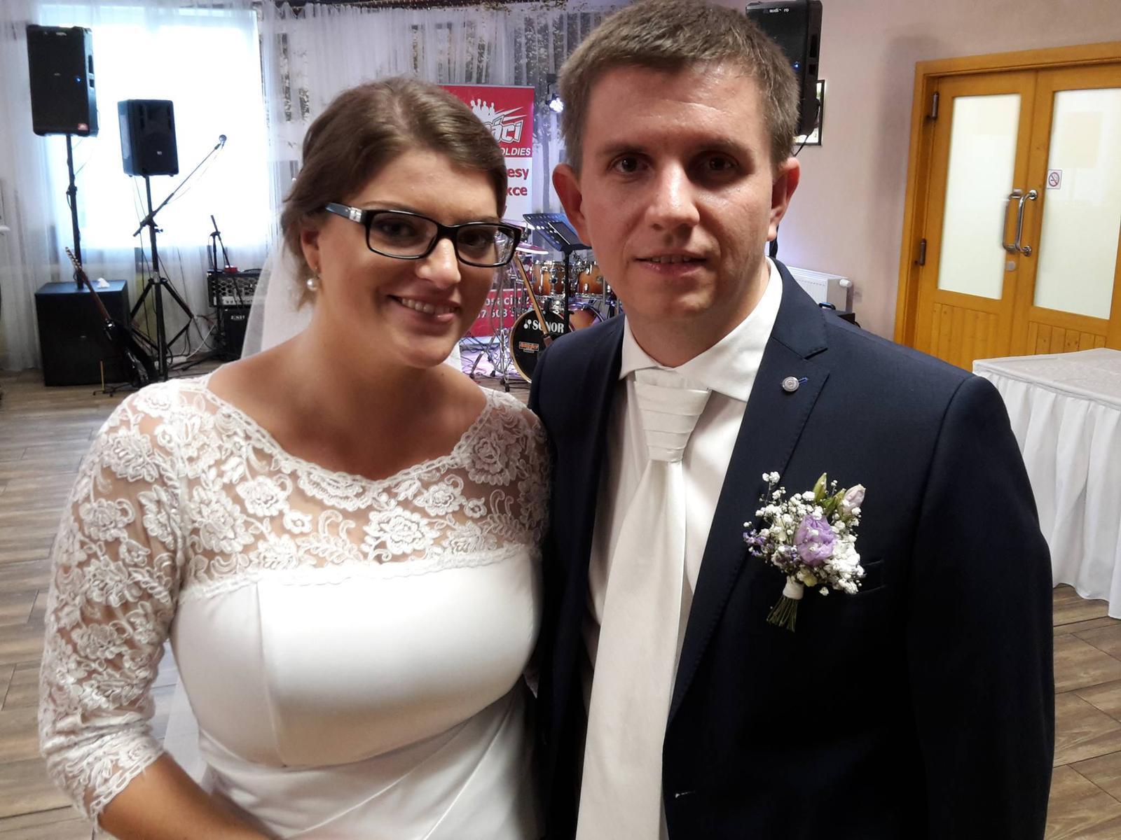 Svatební páry - BOSÁCI - Manželé Kepičovi