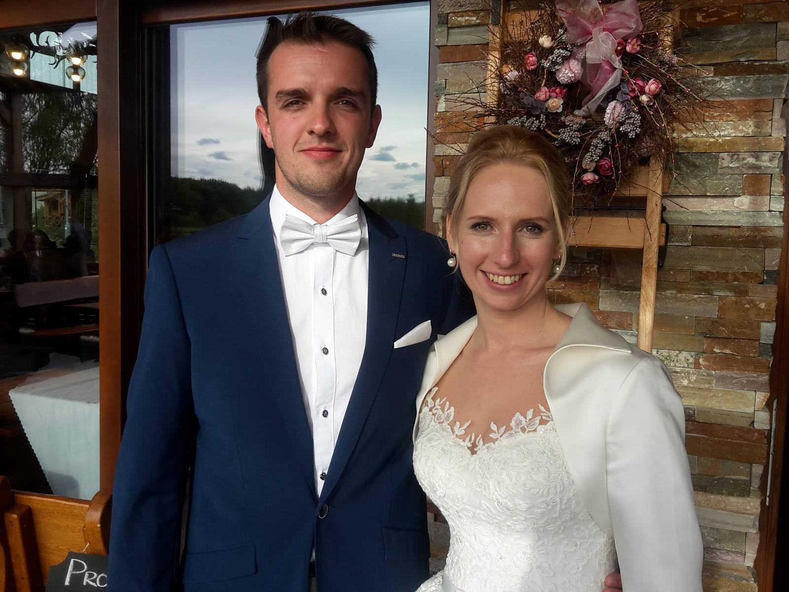 Svatební páry - BOSÁCI - Manželé Fligrovi