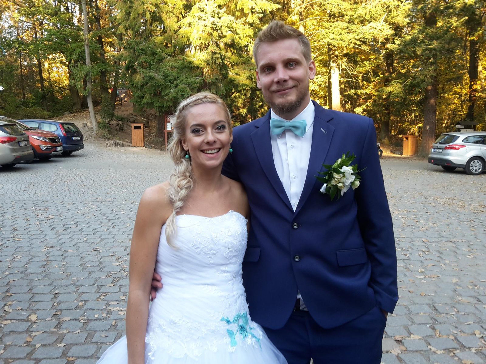 Svatební páry - BOSÁCI - Manželé Doležalovi