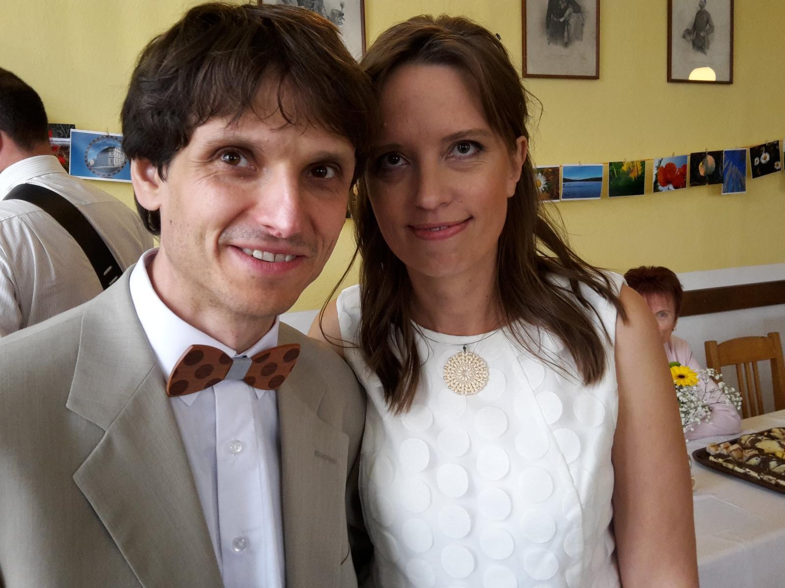 Svatební páry - BOSÁCI - Manželé Kánských