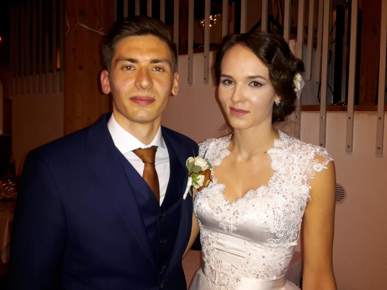Svatební páry - BOSÁCI - Manželé Belovi (č.388)